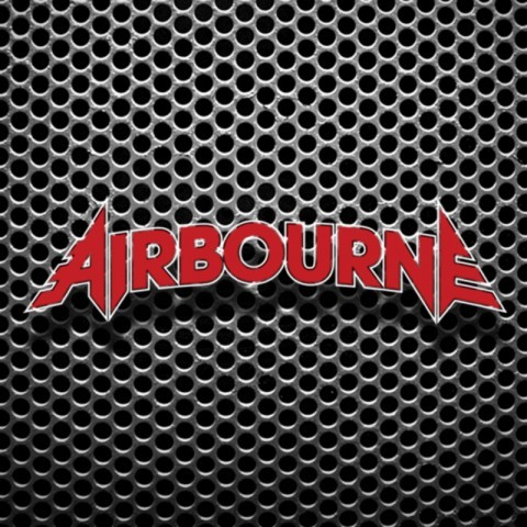 Airbourne - Band Website Design