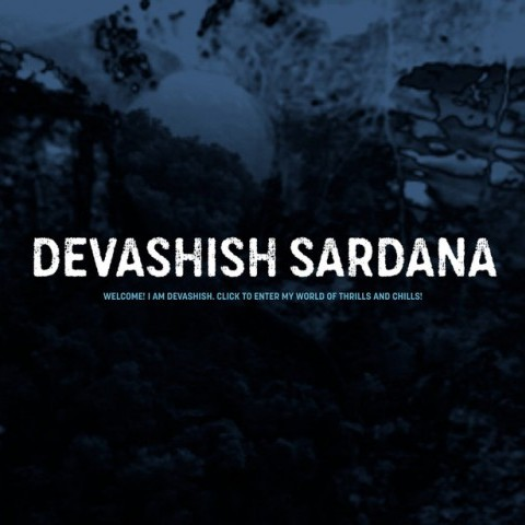 Devashish Sardana Author Website