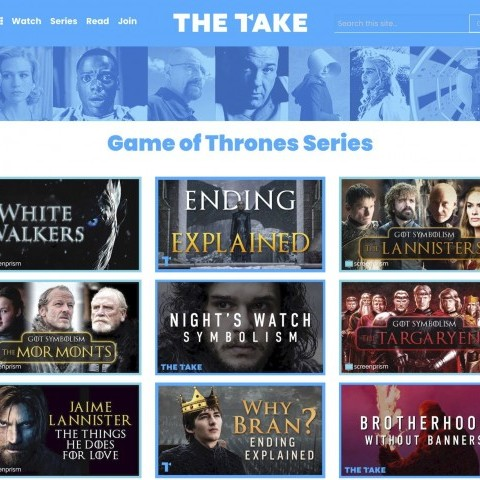The Take Website