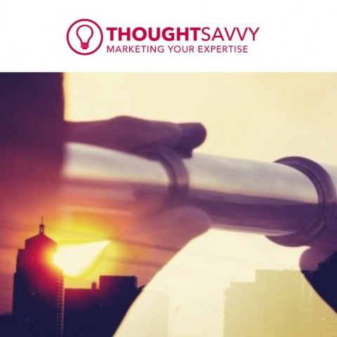 ThoughtSavvy Marketing Website Design