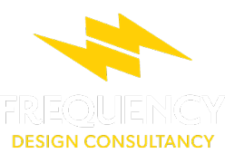 Frequency Logo - Mobile Friendly Responsive Web Designers Ireland
